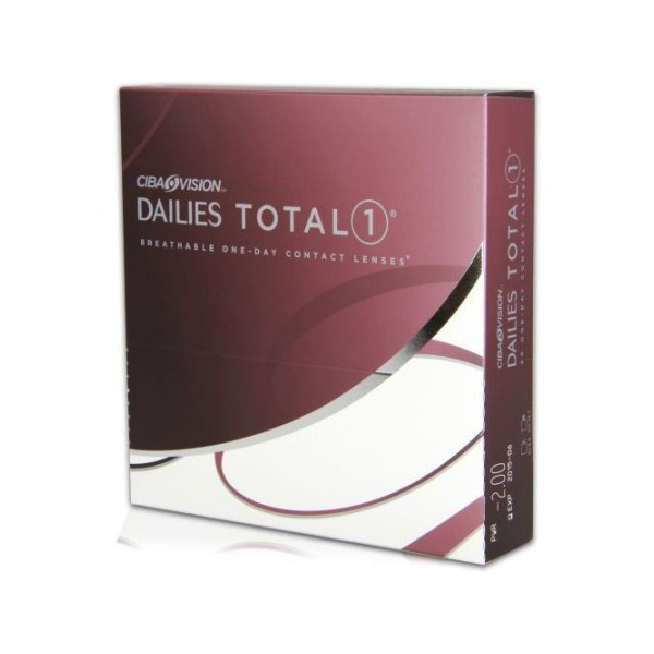 Dailies Total1 (90 šošoviek) - Najlacnejšie šošovky 910ba2fb86c