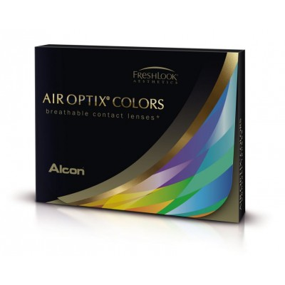 Air Optix Colors (2 šošovky) dioptrické