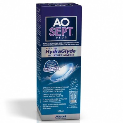 AO SEPT PLUS s Hydraglyde 360 ml s puzdrom