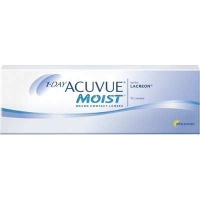1-Day Acuvue Moist (10 šošoviek)