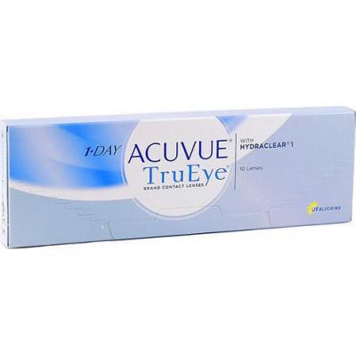 1-Day Acuvue TruEye (10 šošoviek) - Najlacnejšie šošovky 863ec4cbb88