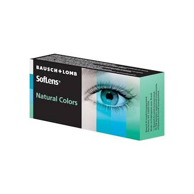 SofLens Natural Colors (2 šošovky) - dioptrické