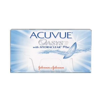 Acuvue Oasys (6 šošoviek) - Najlacnejšie šošovky f2b4b7b0083