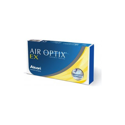 Air Optix EX (3 šošovky) - Najlacnejšie šošovky c0a3da853fe