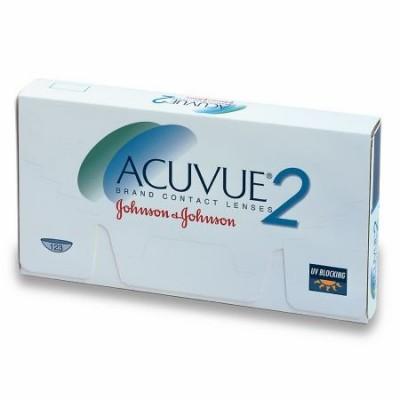 Acuvue 2 (6 šošoviek) - Najlacnejšie šošovky e66a7db598f