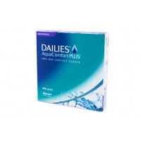 Dailies Aqua Comfort Plus Multifocal (90 šošoviek)