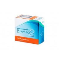 PureVision 2 for Astigmatism (6 šošoviek)