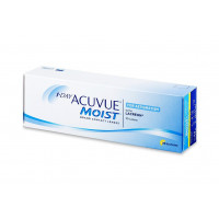 1-Day Acuvue Moist for Astigmatism (30 šošoviek)