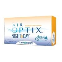 Air Optix Night and Day Aqua (6 šošoviek)