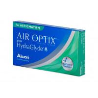 AIR OPTIX plus HydraGlyde for ASTIGMATISM (3 ks)