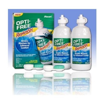 Opti-Free RepleniSH (2x 300 ml)
