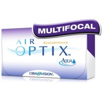 Air Optix Aqua Multifocal (6 ks)