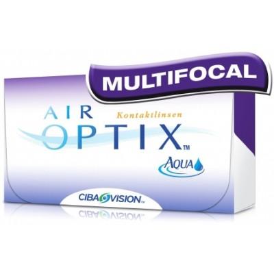 Air Optix Aqua Multifocal (6 ks)