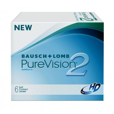PureVision 2 HD (6 ks)